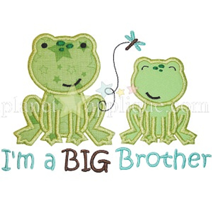 Sibling Frogs