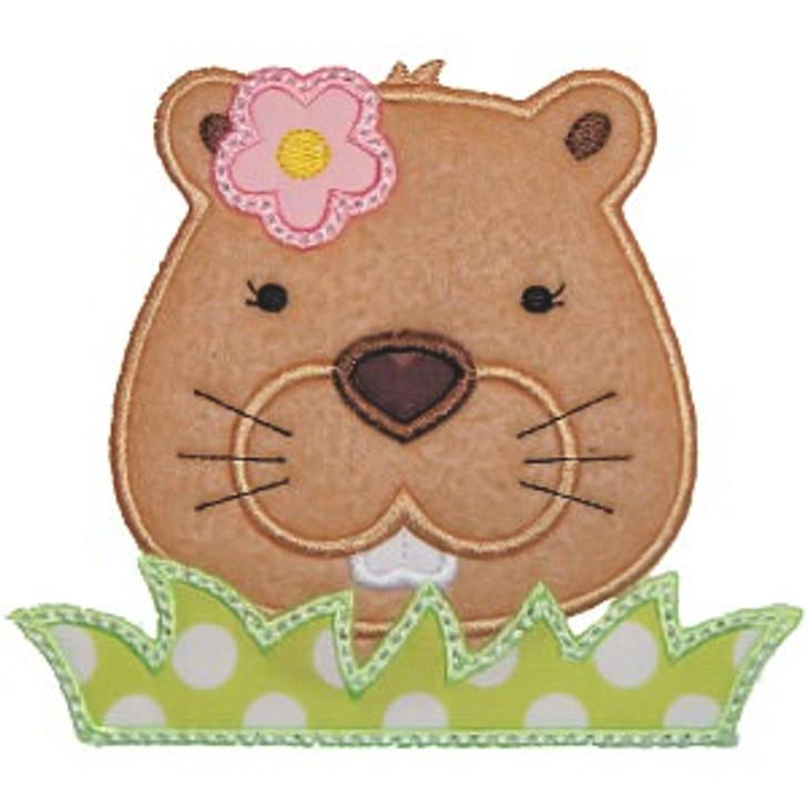 Girly Groundhog
