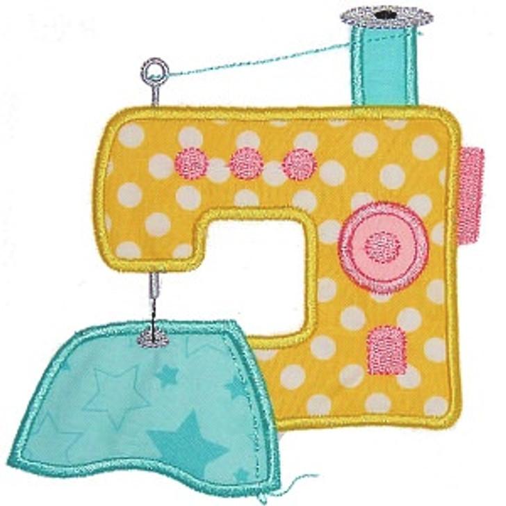 Sewing Machine Applique