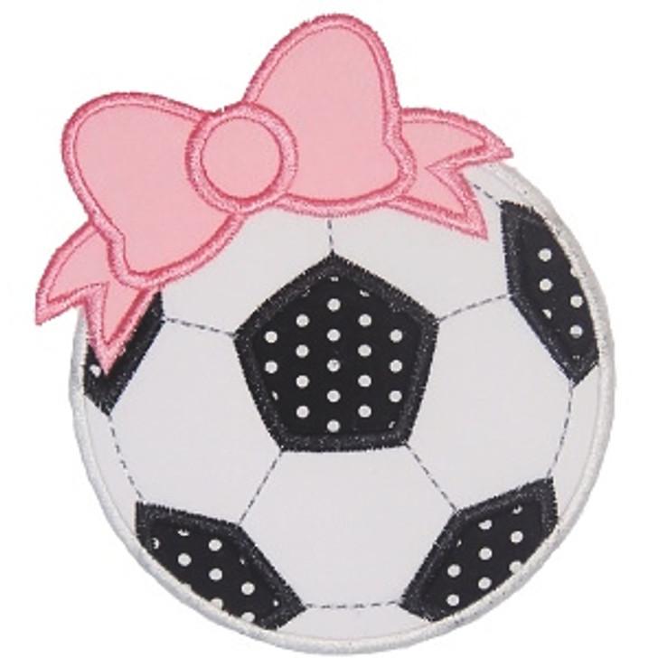 Bow Soccer Ball