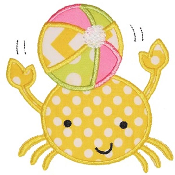 Beach Ball Crab
