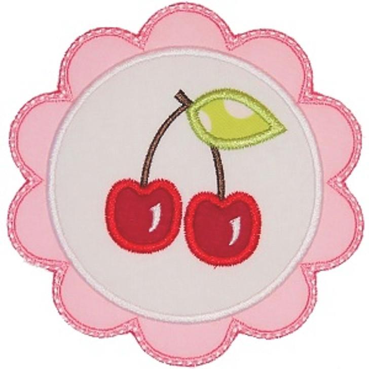Cherry Patch Applique