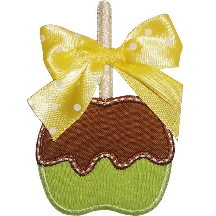 Candy Apple Applique