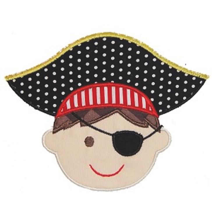 Jolly Roger Applique