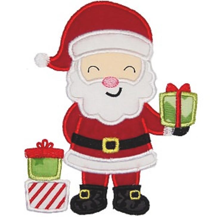 Santa Claus 2 Applique