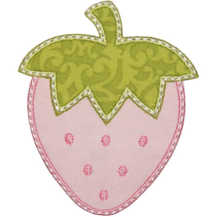 Strawberry Applique