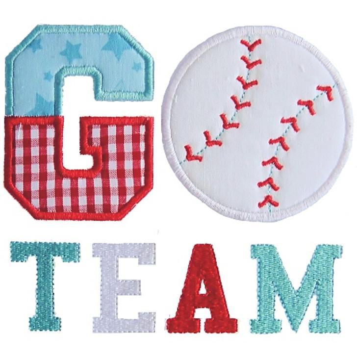 Go Team Baseball