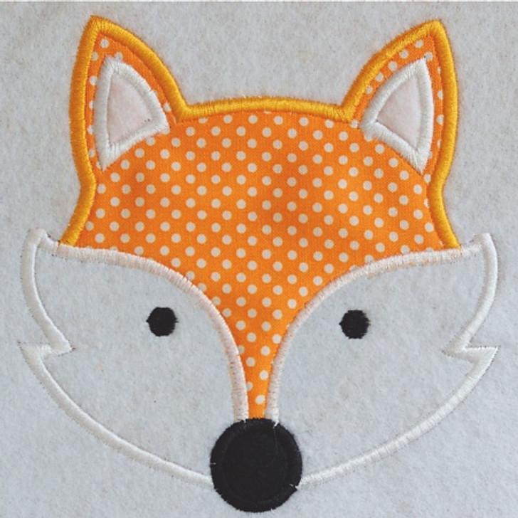 Fox 2 Applique