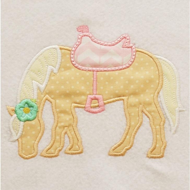Horse 2 Applique