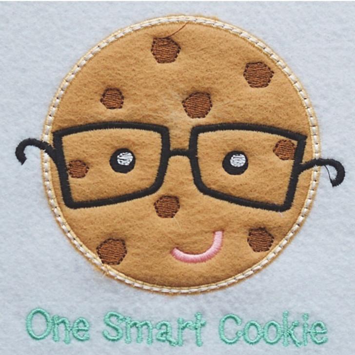 Smart Cookie Applique