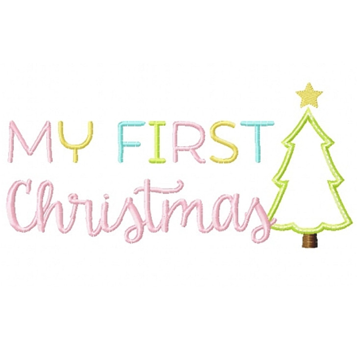 My First Christmas 2
