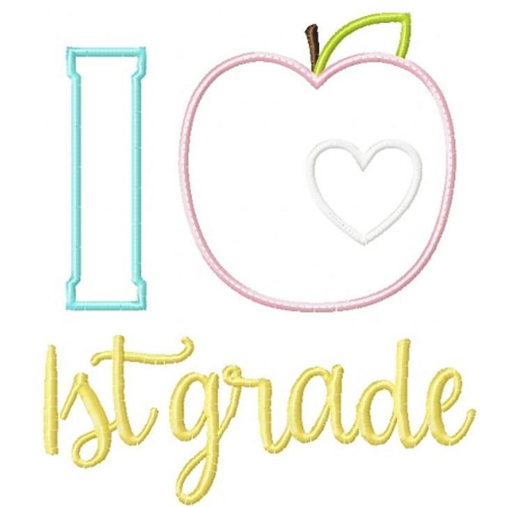 I Heart 1st Grade