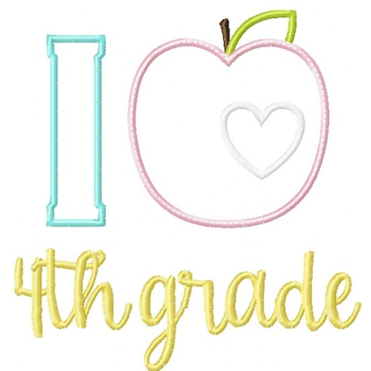 I Heart 4th Grade