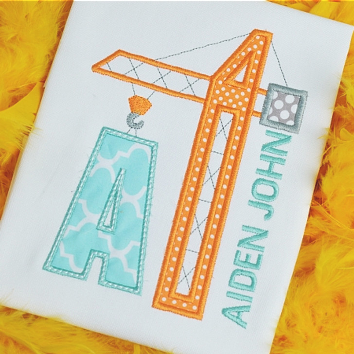 Construction Crane Alpha