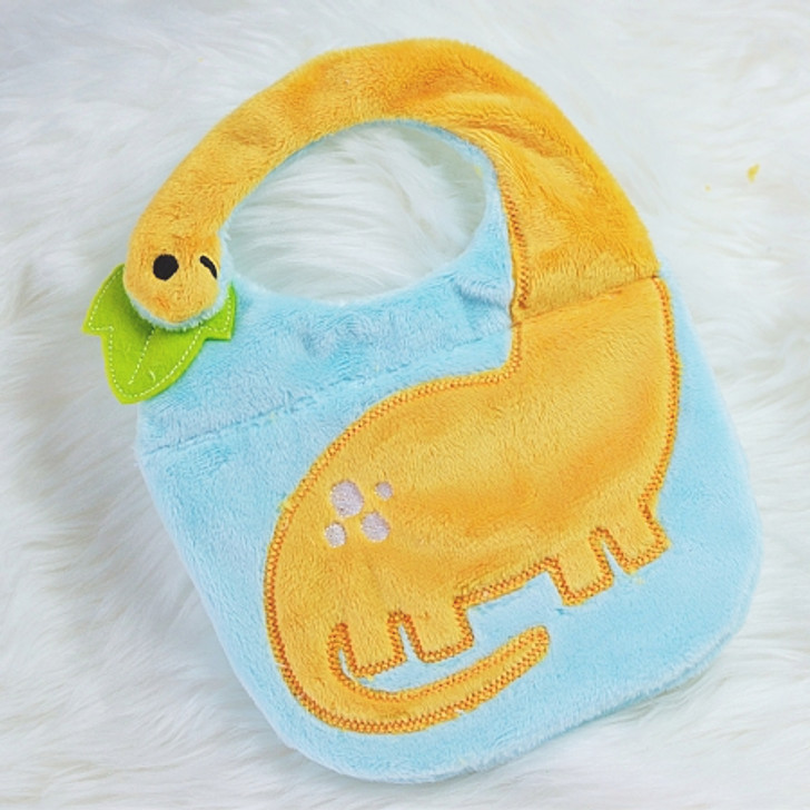 In the Hoop Dinosaur Bib