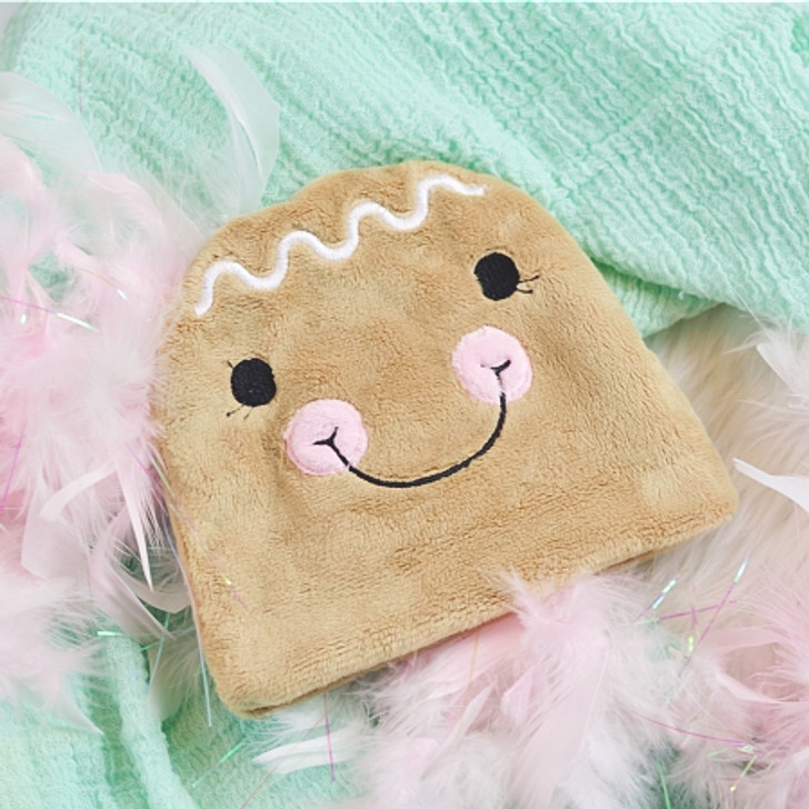ITH Gingerbread Baby Beanie