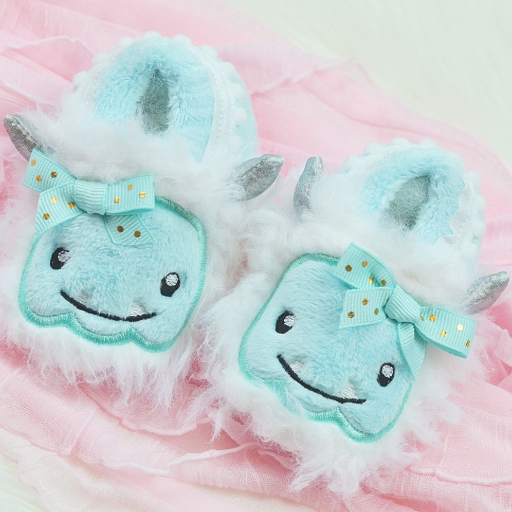 In the Hoop Yeti Booties