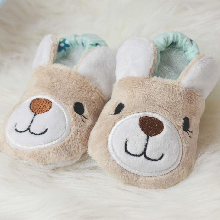 ITH Teddy Bear Baby Shoes