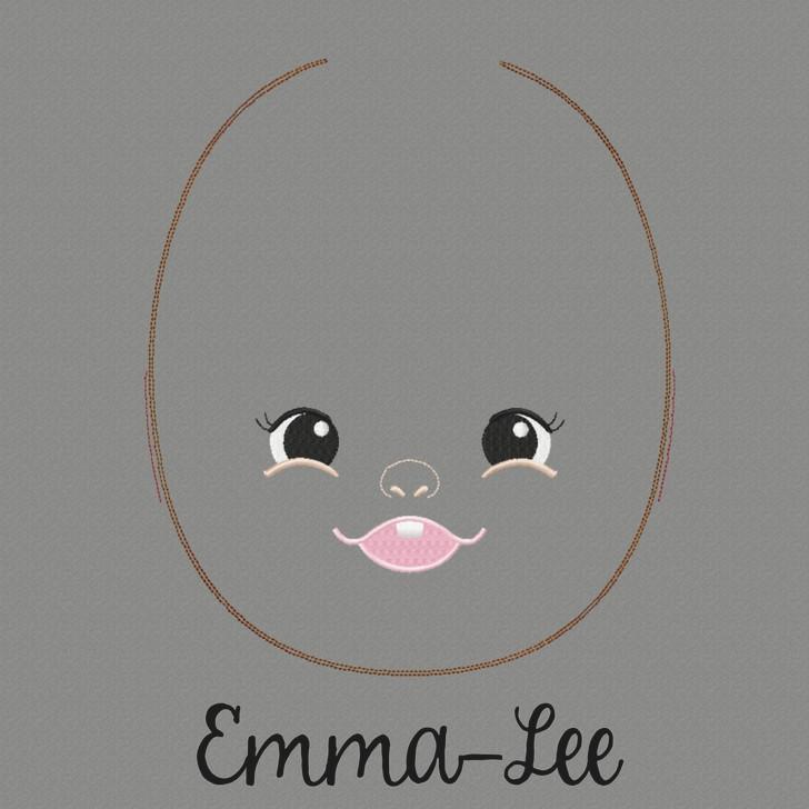 Emma Lee Doll Faces Addon