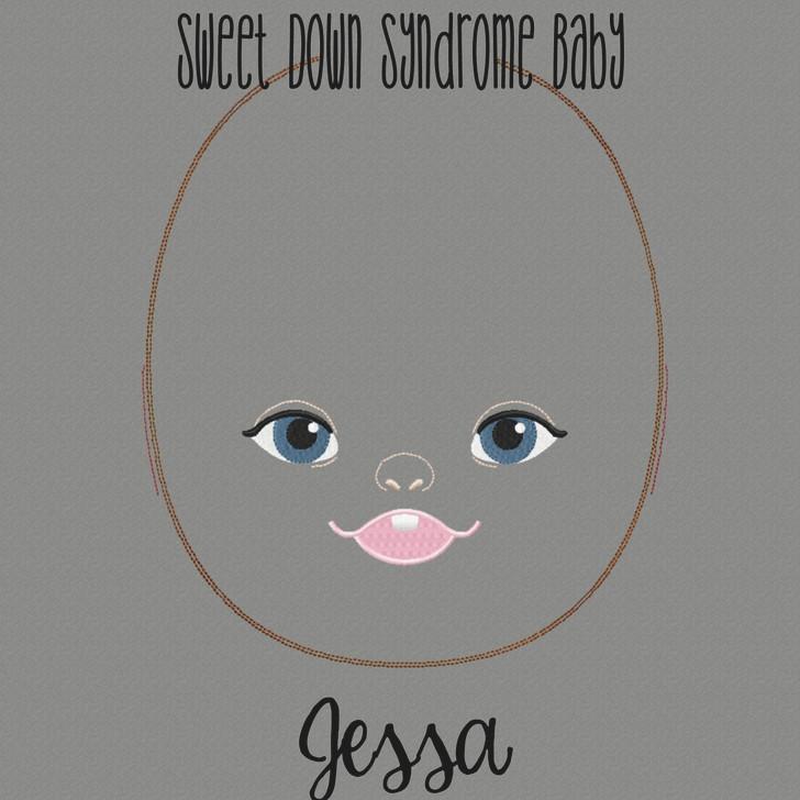 Jessa Doll Faces Addon