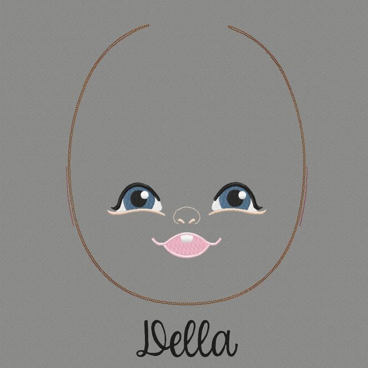 Della Doll Faces Addon