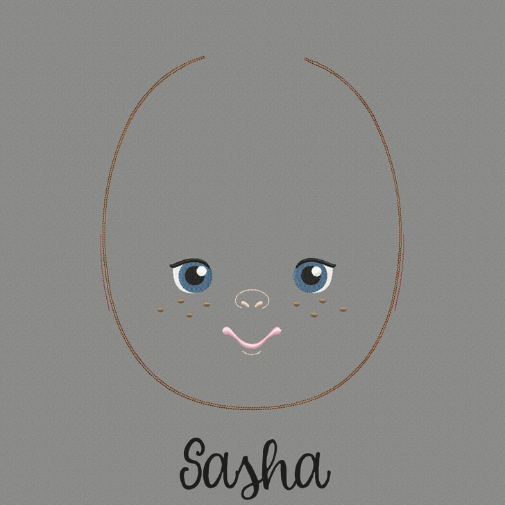 Sasha Doll Faces Addon