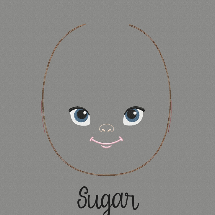 Sugar Doll Faces Addon