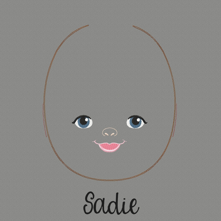 Sadie Doll Faces Addon