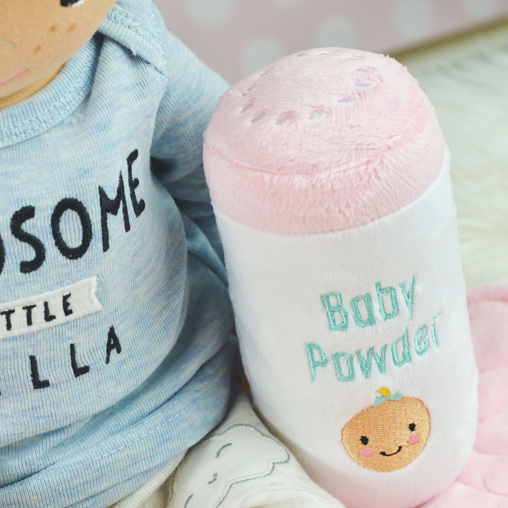 In the Hoop Baby Powder