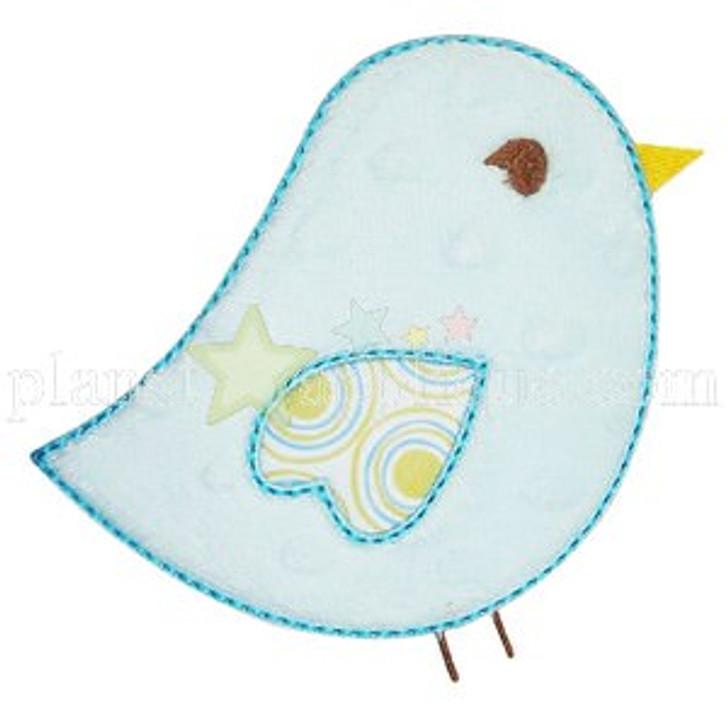 Sweet Tweet Applique