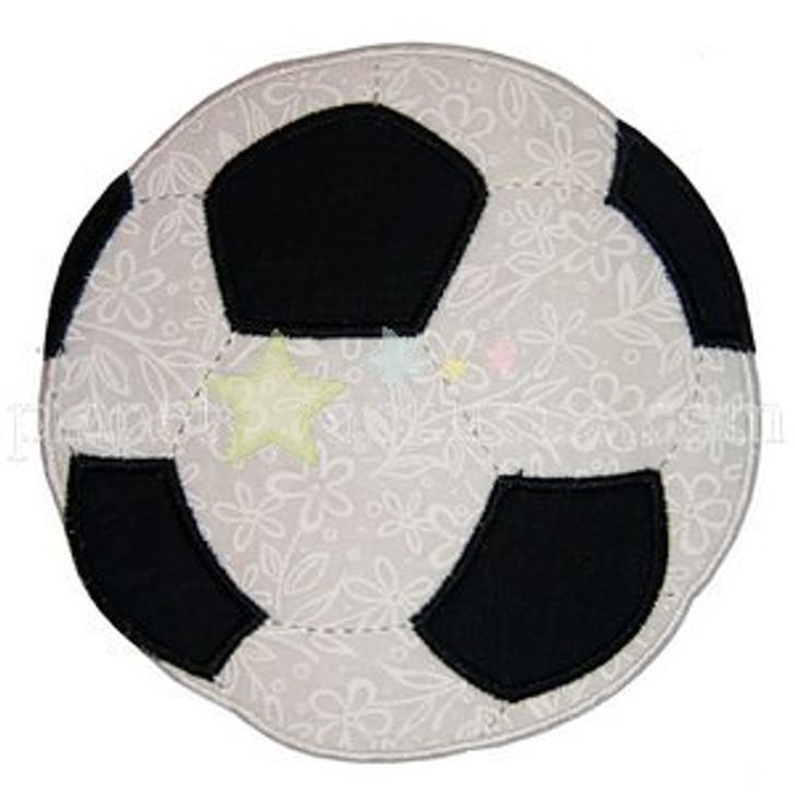 Soccer Ball Applique