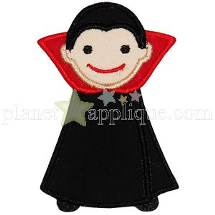 Dracula Applique