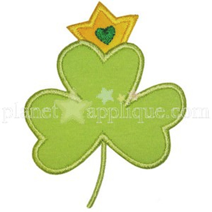 Irish Princess Applique