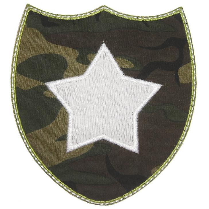 Military Patch Applique