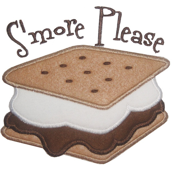 Smore Applique