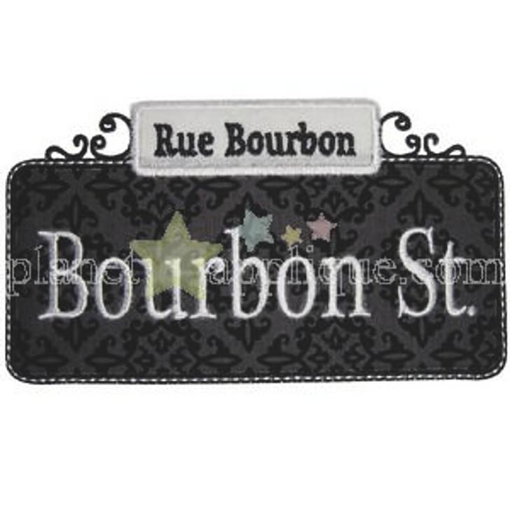 Bourbon Street Applique