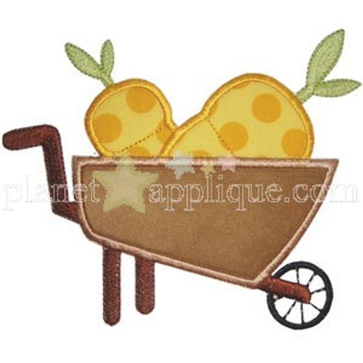 Carrot Wheelbarrow