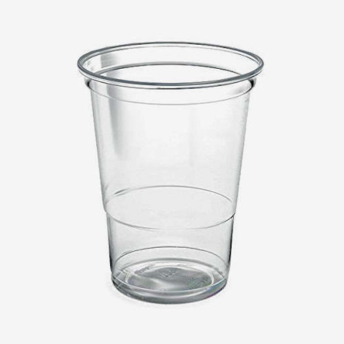 Pack X 50 16oz 45cl Quality Flexible Plastic Glasses Starlight Packaging