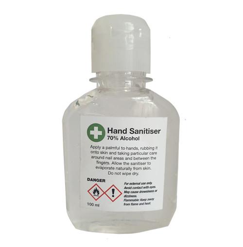 Hand Sanitiser 100 ml 70% Alcohol