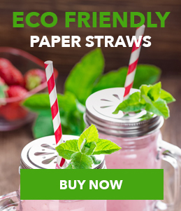 Eco friendly paper straws buy Now