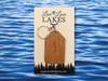 Custom lake alder rectangular keychain.