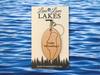 Wisconsin Lake Keychain