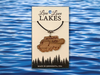Minnesota Lake Necklace: Crow Wing County