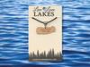 Minnesota Lake Necklace: Morrison County