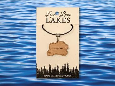 Custom Lake Necklace