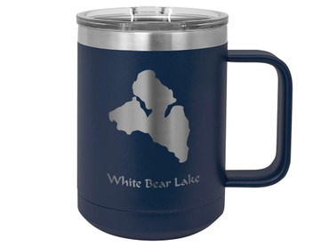 MN Ramsey County White Bear Lake in Navy