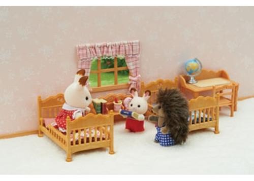 Sylvanian Families Children S Bedroom Furniture Set
