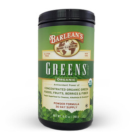 GREENS Organic Powder