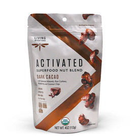 ACTIVATED Dark Cacao Superfood Nut Blend