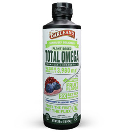 Vegan Total Omega Pomegranate Blueberry